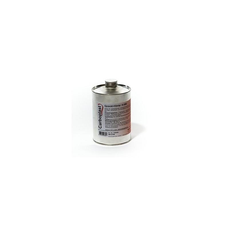 CFK-Platte 550x350x1,5mm, aus Carbon-Prepregs
